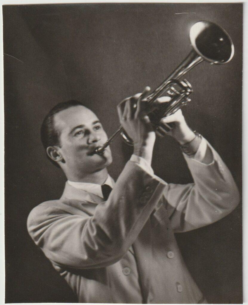 Deák Tamás zeneszerző, pécsi diák korában